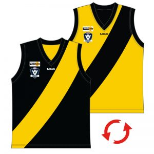 Reversible Football Guernsey
